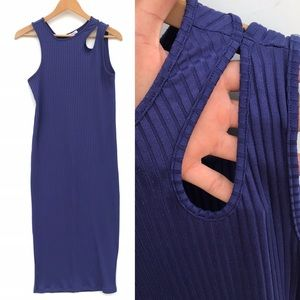 ZARA BASIC Maxi Dress